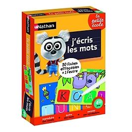 J'ecris Les Mots - 31332