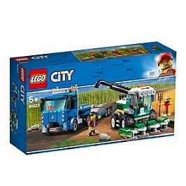 Lego® City - Le Transport De L'ensileuse - 60223 - 60223