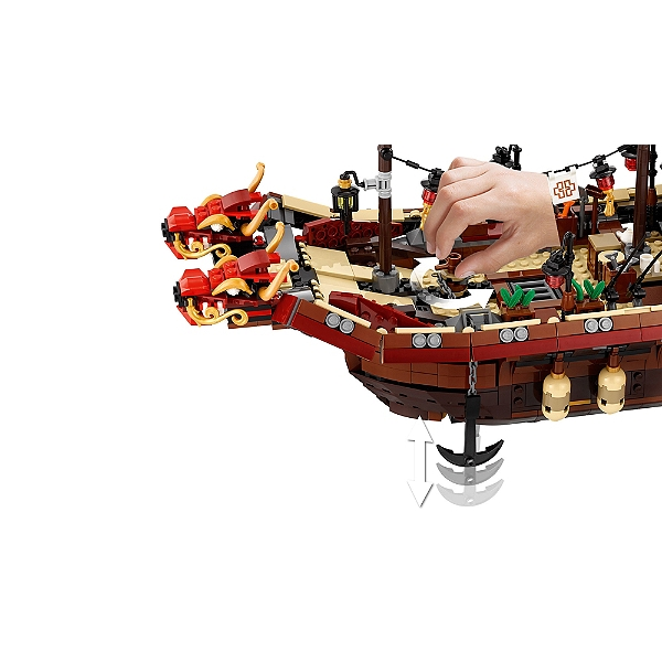 Lego® Ninjas Le 70618 Des Qg Ninjago® 4LAj5R