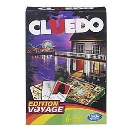 Cluedo Voyage - Hasbro - B09991010