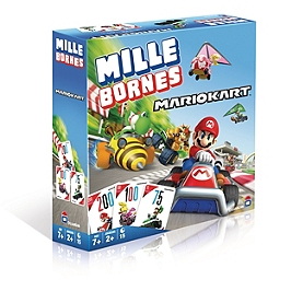 MILLE BORNES MARIO KART - Mario Kart - 39308