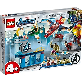 Lego® Marvel Super Heroes 4+ - La Colère De Loki - 76152 - 76152
