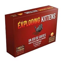 Exploding Kittens - ASMEKEK01FR
