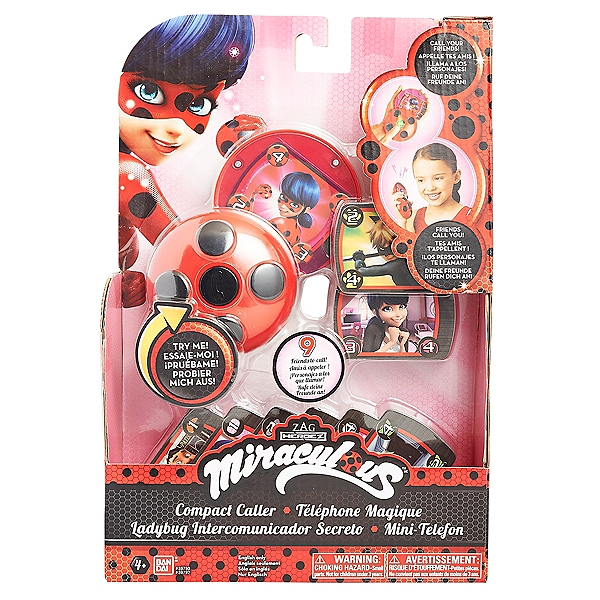 Jouets Magique Téléphone Ladybug Culturel Miraculous Mn0vn8owy E Espace dBerxoC