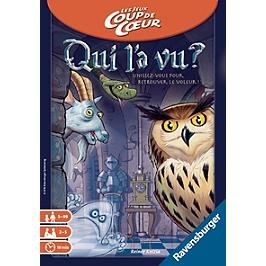 Qui L'a Vu ? 'Coup De Cur' - Aucune - 4005556223275