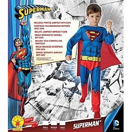 Superman - Déguisement Classique Comic Book Taille L - Dc Comics - Superman - I-610780L