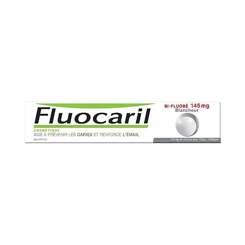 Dentifrice fluocaril bi-fluoré blancheur 75ml