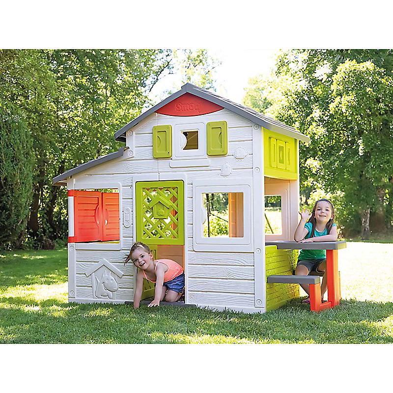 Maisonnette enfant NEO FRIENDS HOUSE - SMOBY