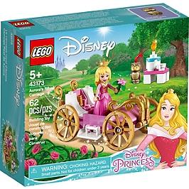 Lego® Disney Princess - Le Carrosse Royal D'aurore - 43173 - 43173