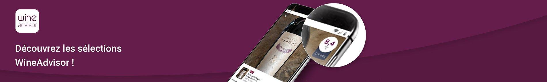 Sélection Wineadvisor