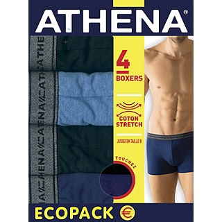 athena-lot-de-4-boxers-homme-ecopack