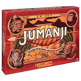Jeu De Plateau Jumanji - Édition Rétro - Jumanji - 6045933