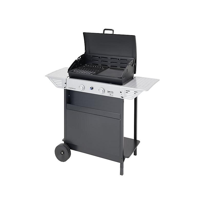 Barbecue gaz Expert 200 L  2 brûleurs - CAMPINGAZ
