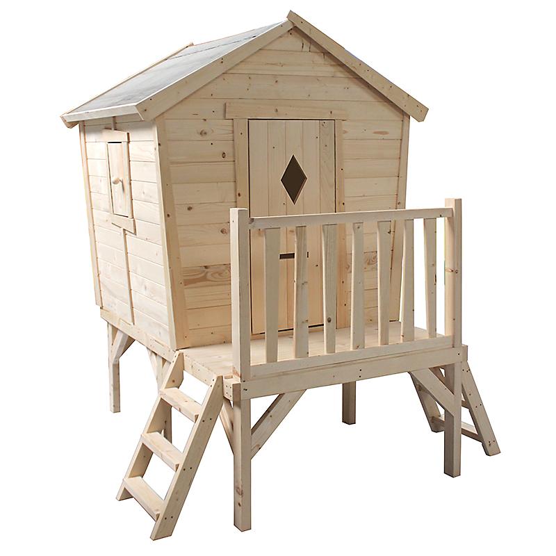maison bois louane