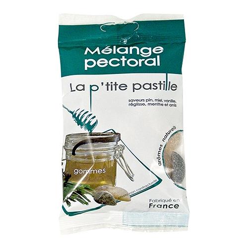 Gommes mélange pectoral 100g