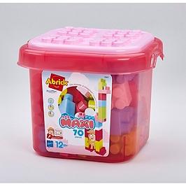 Bac 70 Pieces Rose Les Maxi - 7697