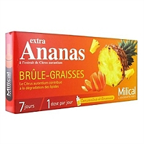 Extra Ananas 7 Jours Milical