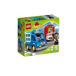 LEGO - Lego® Duplo® Ma Ville - La Patrouille De Police - 10809 - 10809