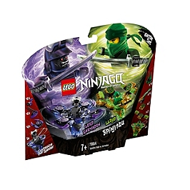 Lego® Ninjago® - Toupies Spinjitzu Lloyd Vs. Garmadon - 70664 - 70664