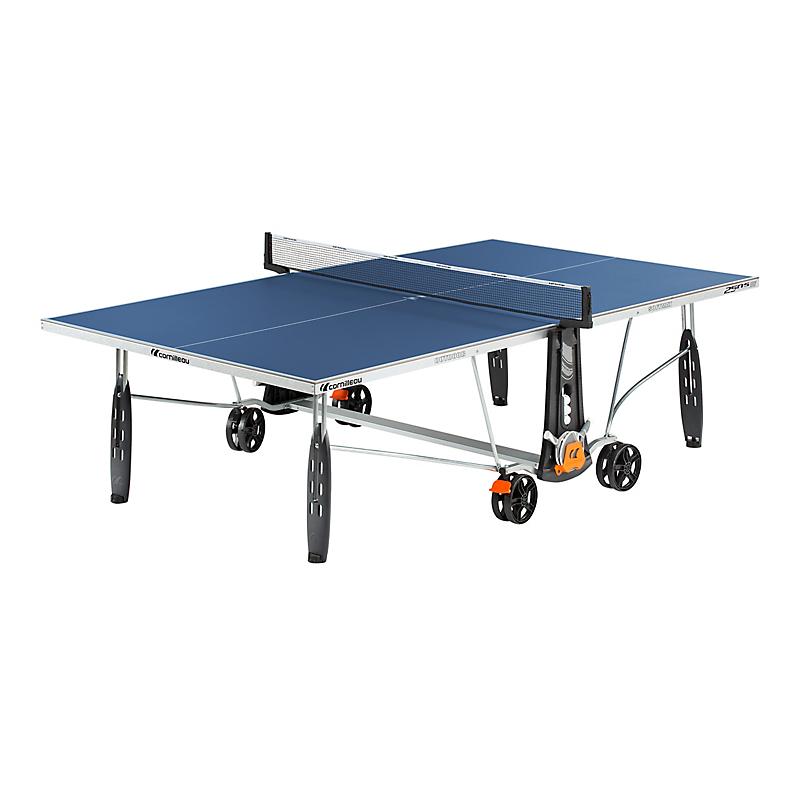 Table de ping-pong bleue 250S Crossover Outdoor