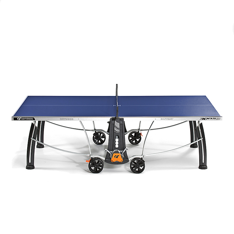 Table de ping-pong bleue 300S Crossover Outdoor