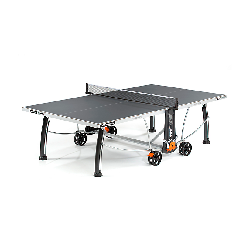 Table de ping-pong grise 300S Crossover Outdoor