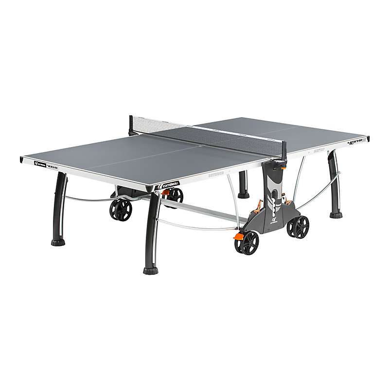 Table de ping-pong grise 400M Crossover Outdoor