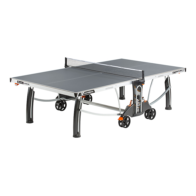 Table de ping-pong grise 500M Crossover Outdoor