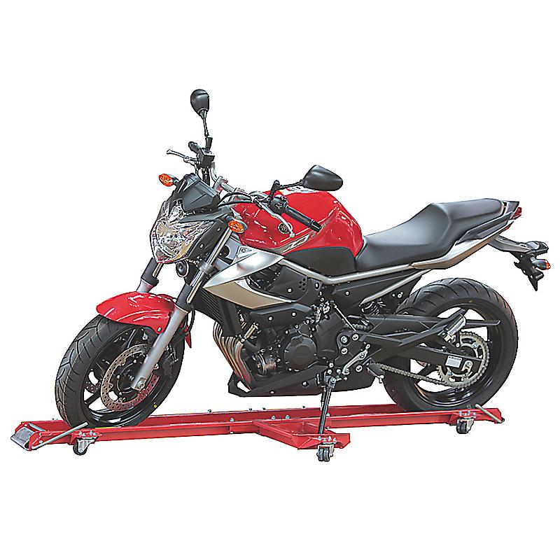 Chariot déplacement moto