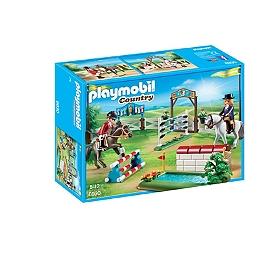 PLAYMOBIL - Parcours D'obstacles  - 6930