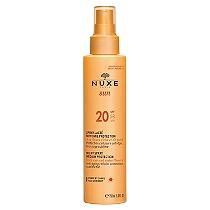 Spray lacté visage et corps SPF20  150ml