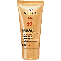 Nuxe Sun Crème Fondante Haute protection Visage SPF50 50ml