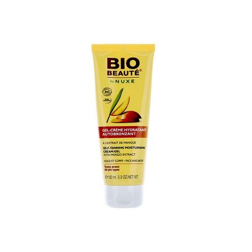 Bio Beauté Gel-Crème Hydratant Autobronzant 100ml