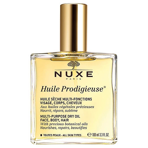 Nuxe huile prodigieuse 100ml - nouvelle formule