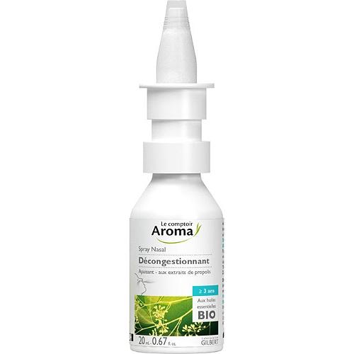 Spray nasal décongestionnant 20ml