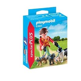 PLAYMOBIL - Eleveuse de chiens  - 5380