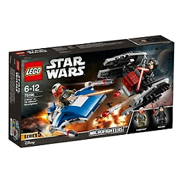 LEGO - LEGO® Star Wars - Microfighter A-Wing vs. Silencer TIE - 75196 - 75196