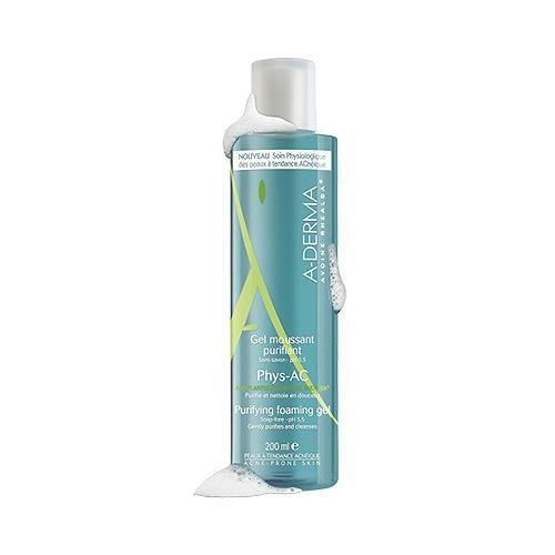 Phys-Ac gel moussant purifiant 400ml