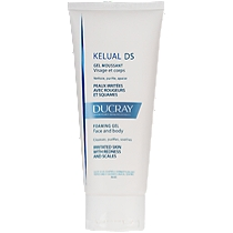 Kelual ds gel moussant visage et corps