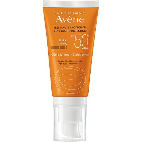 Crème solaire teintée SPF50+ 50ml