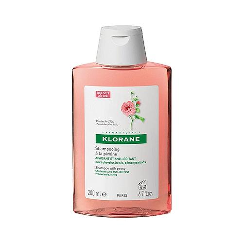 Shampooing à la pivoine 200ml - nouvelle formule