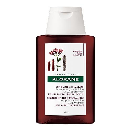 Quinine + vitamines shampooing  b 100ml