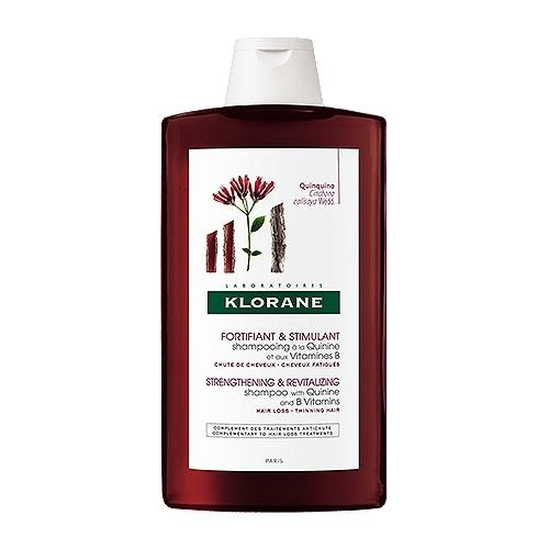 Quinine + vitamines b shampooing 400ml