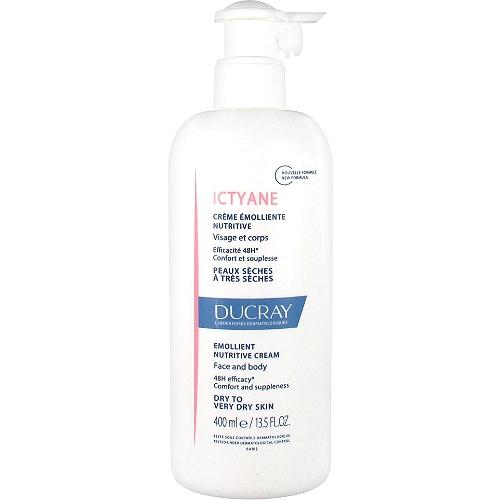 Ictyane crème émolliente nutritive 400ml