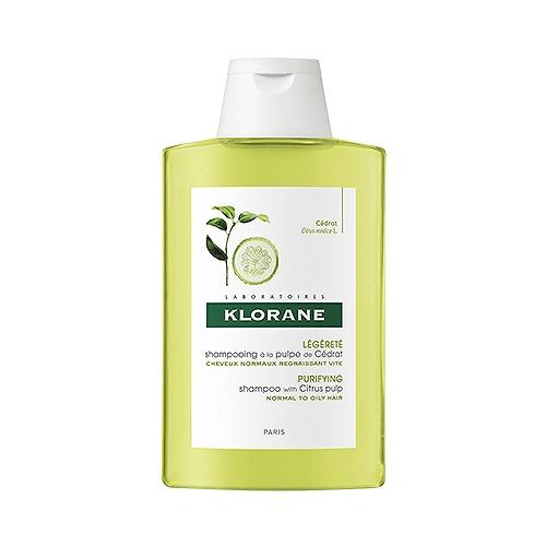 Shampooing a la pulpe de cédrat 200ml
