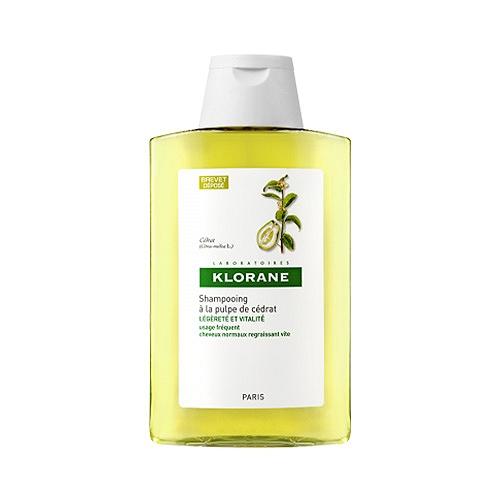 Shampooing à la pulpe de cédrat 400ml