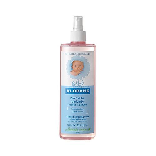 Klorane Eau fraiche parfumée spray 500ml