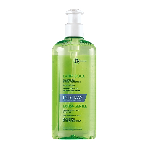 Extra-doux shampooing pompe 400ml