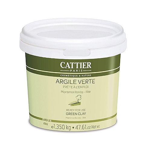 Cattier Argile Verte Pot - 1,350kg