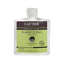 Shampooing argile verte 250ml